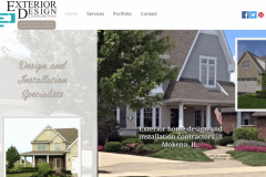 Website design general contractors