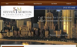 Website Design Chicago Law Firms