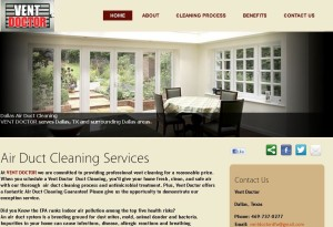 Web Design Cleaning Services Chicago